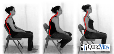 Una buena postura para un cuerpo en salud